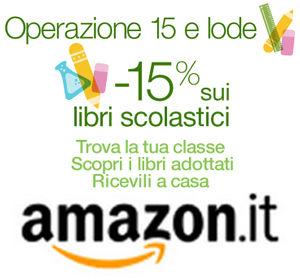 vendita libri scolastici online risparmia il 15 30