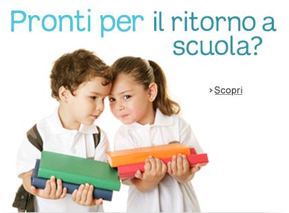 Acquisto libri scolastici online scontati risparmia il 15 30 for Libri scontati online